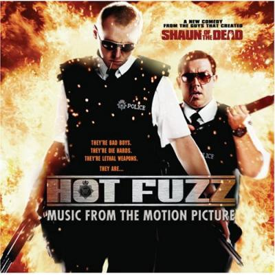 Hot Fuzz Soundtrack CD. Hot Fuzz Soundtrack