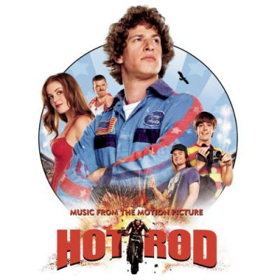 Hot Rod Soundtrack CD. Hot Rod Soundtrack