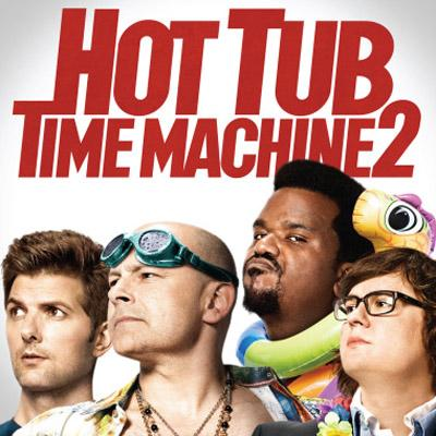 Hot Tub Time Machine 2 Soundtrack CD. Hot Tub Time Machine 2 Soundtrack
