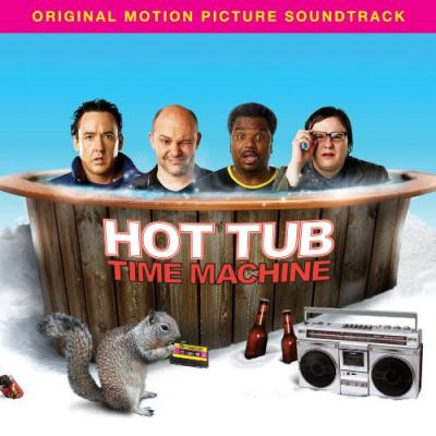 Hot Tub Time Machine Soundtrack CD. Hot Tub Time Machine Soundtrack