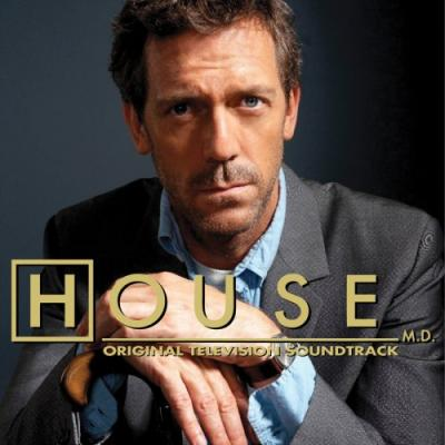House M.D. Soundtrack CD. House M.D. Soundtrack