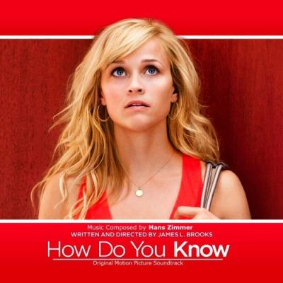 How Do You Know Soundtrack CD. How Do You Know Soundtrack