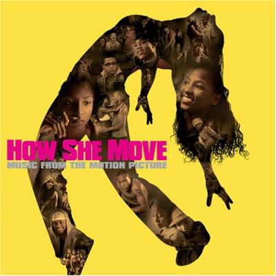 How She Move Soundtrack CD. How She Move Soundtrack