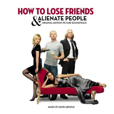 How To Lose Friends & Alienate People Soundtrack CD. How To Lose Friends & Alienate People Soundtrack
