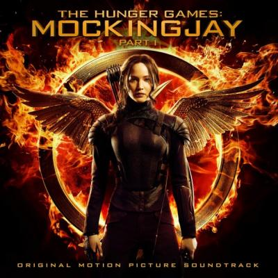 Hunger Games: Mockingjay - Part 1 Soundtrack CD. Hunger Games: Mockingjay - Part 1 Soundtrack