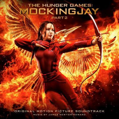 Hunger Games: Mockingjay - Part 2 Soundtrack CD. Hunger Games: Mockingjay - Part 2 Soundtrack