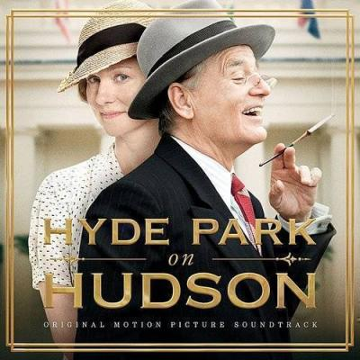 Hyde Park on Hudson Soundtrack CD. Hyde Park on Hudson Soundtrack