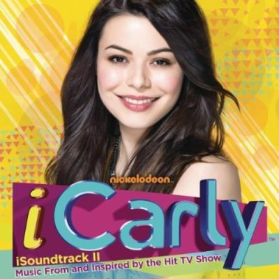 iCarly iSoundtrack II Soundtrack CD. iCarly iSoundtrack II Soundtrack