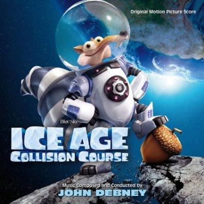 Ice Age: Collision Course Soundtrack CD. Ice Age: Collision Course Soundtrack