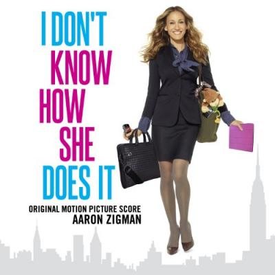I Don't Know How She Does It Soundtrack CD. I Don't Know How She Does It Soundtrack