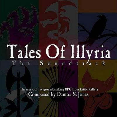 Illyria Soundtrack CD. Illyria Soundtrack