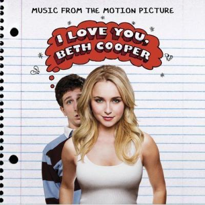 I Love You Beth Cooper Soundtrack CD. I Love You Beth Cooper Soundtrack