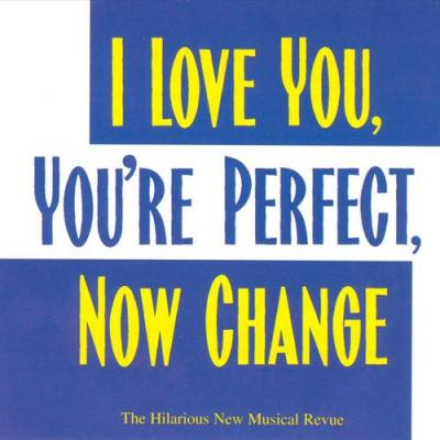I Love You, You're Perfect, Now Change Soundtrack CD. I Love You, You're Perfect, Now Change Soundtrack
