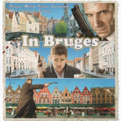 In Bruges Soundtrack CD. In Bruges Soundtrack