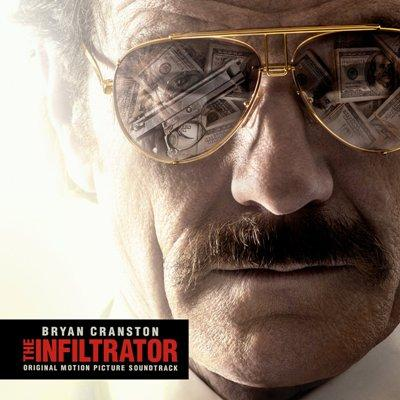 Infiltrator Soundtrack CD. Infiltrator Soundtrack