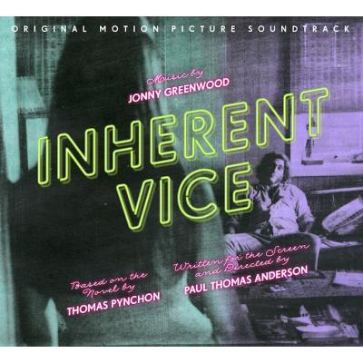 Inherent Vice Soundtrack CD. Inherent Vice Soundtrack
