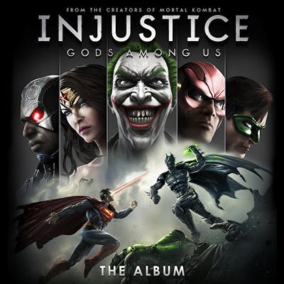 Injustice: Gods Among Us Soundtrack CD. Injustice: Gods Among Us Soundtrack
