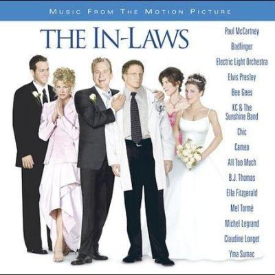 In-Laws Soundtrack CD. In-Laws Soundtrack