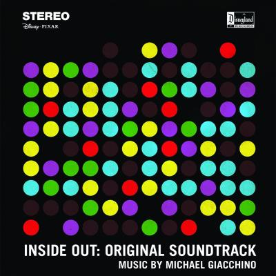 Inside Out Soundtrack CD. Inside Out Soundtrack