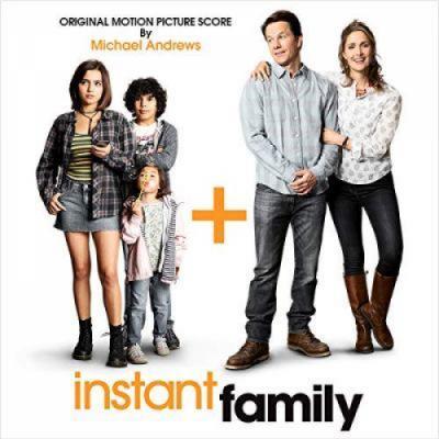 Instant Family Soundtrack CD. Instant Family Soundtrack