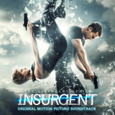 Insurgent Soundtrack CD. Insurgent Soundtrack
