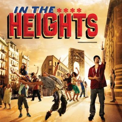 In The Heights Soundtrack CD. In The Heights Soundtrack