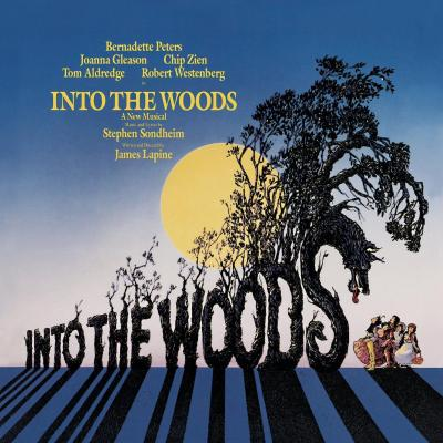Into the Woods Soundtrack CD. Into the Woods Soundtrack