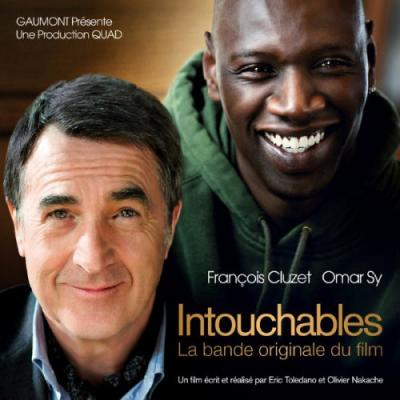 Intouchables Soundtrack CD. Intouchables Soundtrack