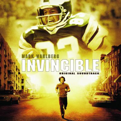 Invincible Soundtrack CD. Invincible Soundtrack