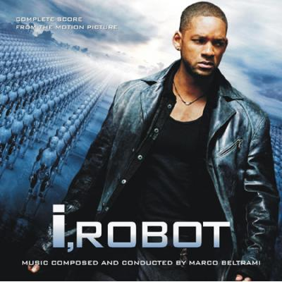 I, Robot Soundtrack CD. I, Robot Soundtrack