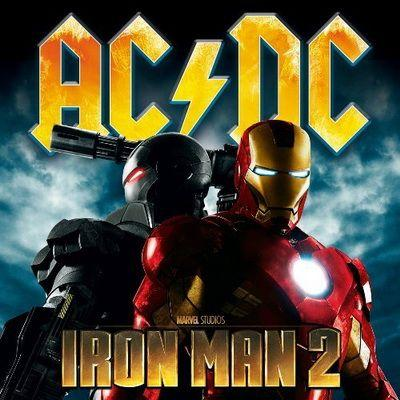Iron Man 2 Soundtrack CD. Iron Man 2 Soundtrack