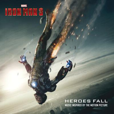 Iron Man 3: Heroes Fall Soundtrack CD. Iron Man 3: Heroes Fall Soundtrack