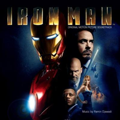 Iron Man Soundtrack CD. Iron Man Soundtrack