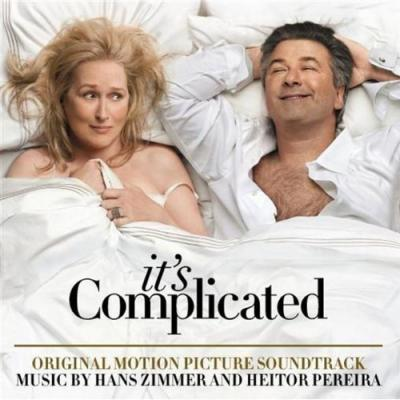 It's Complicated Soundtrack CD. It's Complicated Soundtrack