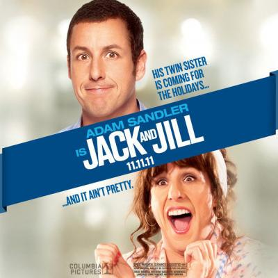 Jack and Jill Soundtrack CD. Jack and Jill Soundtrack