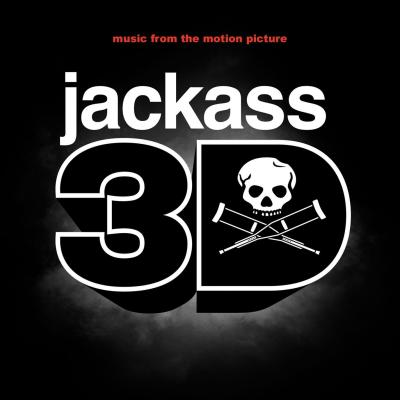 Jackass 3-D Soundtrack CD. Jackass 3-D Soundtrack