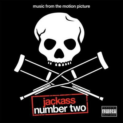Jackass Number Two Soundtrack CD. Jackass Number Two Soundtrack