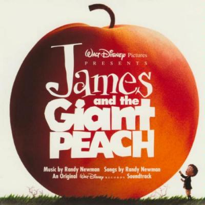 James and the Giant Peach Soundtrack CD. James and the Giant Peach Soundtrack