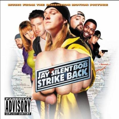 Jay and Silent Bob Strike Back Soundtrack CD. Jay and Silent Bob Strike Back Soundtrack