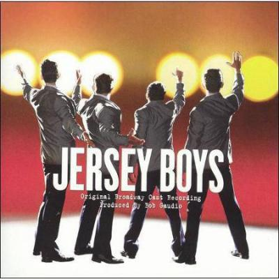 Jersey Boys Movie Soundtrack CD. Jersey Boys Movie Soundtrack