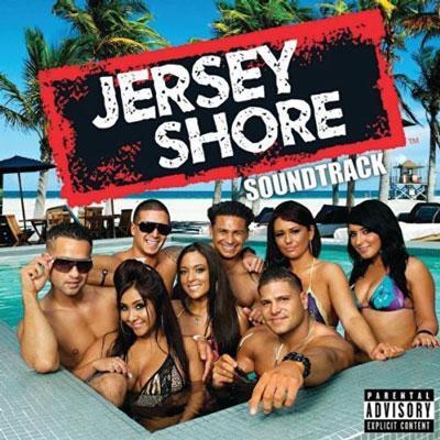 Jersey Shore Soundtrack CD. Jersey Shore Soundtrack