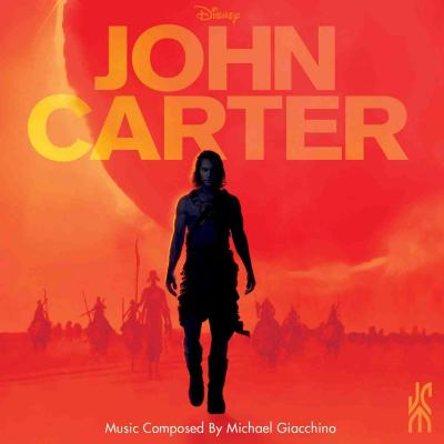 John Carter Soundtrack CD. John Carter Soundtrack