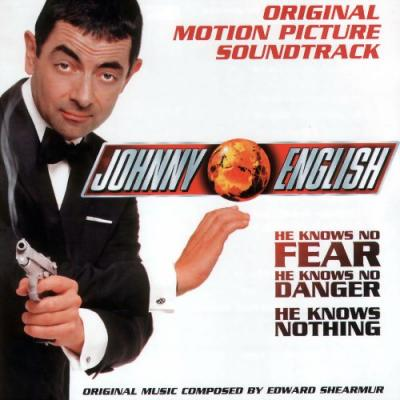 Johnny English Soundtrack CD. Johnny English Soundtrack