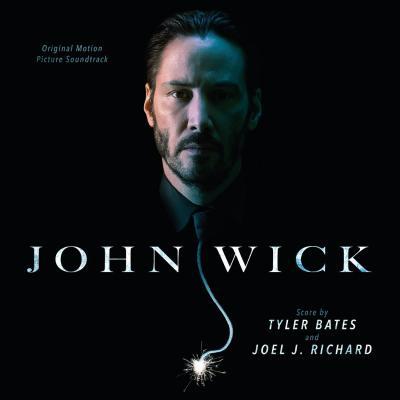 John Wick Soundtrack CD. John Wick Soundtrack