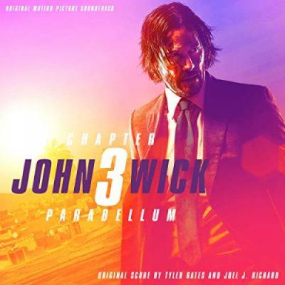 John Wick: Chapter 3 - Parabellum Soundtrack CD. John Wick: Chapter 3 - Parabellum Soundtrack