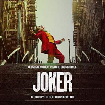 Joker Soundtrack CD. Joker Soundtrack