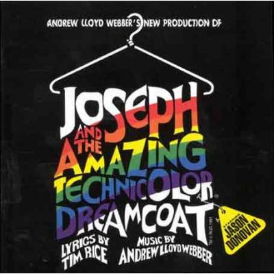 Joseph And The Amazing Technicolor Dreamcoat Soundtrack CD. Joseph And The Amazing Technicolor Dreamcoat Soundtrack