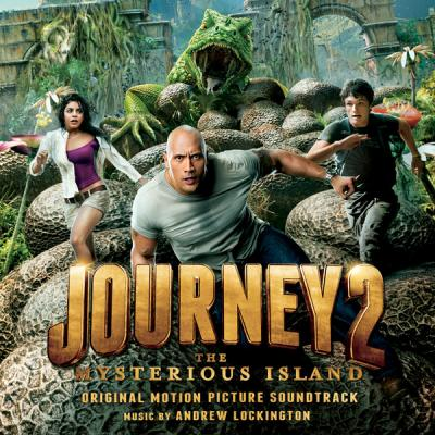 Journey 2: The Mysterious Island Soundtrack CD. Journey 2: The Mysterious Island Soundtrack