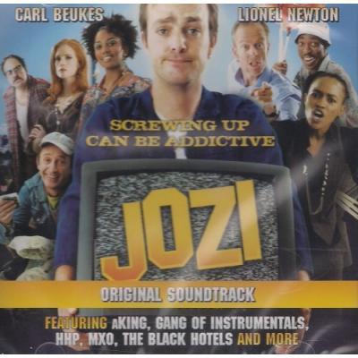 Jozi Soundtrack CD. Jozi Soundtrack