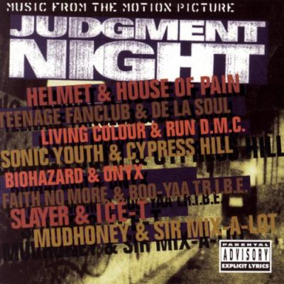 Judgment Night Soundtrack CD. Judgment Night Soundtrack